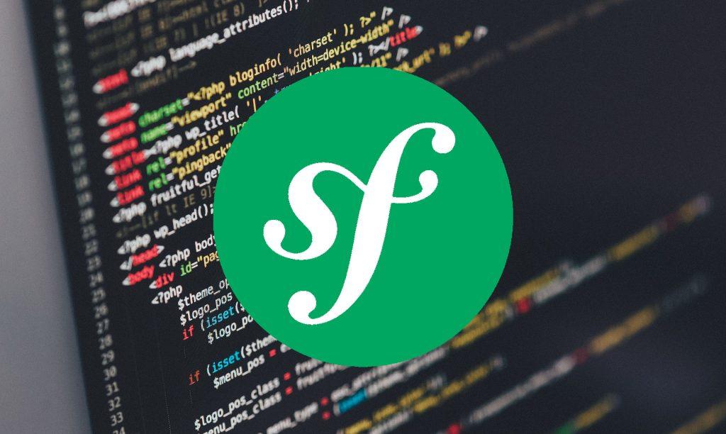 simfony3 framework para aplicaciones web