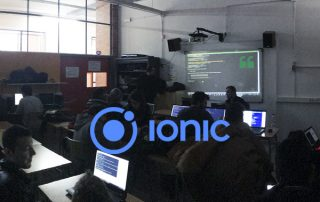 taller programacion apps movil y multiplataforma con ioinic